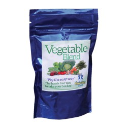 Vegetable blend capsules